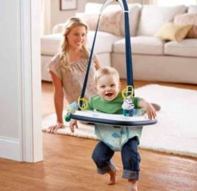 Bumper Jumper para bebé