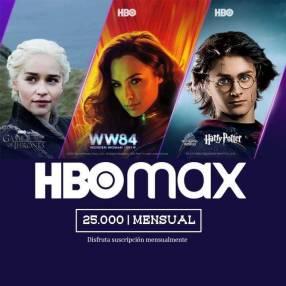 Cuentas HBO Max