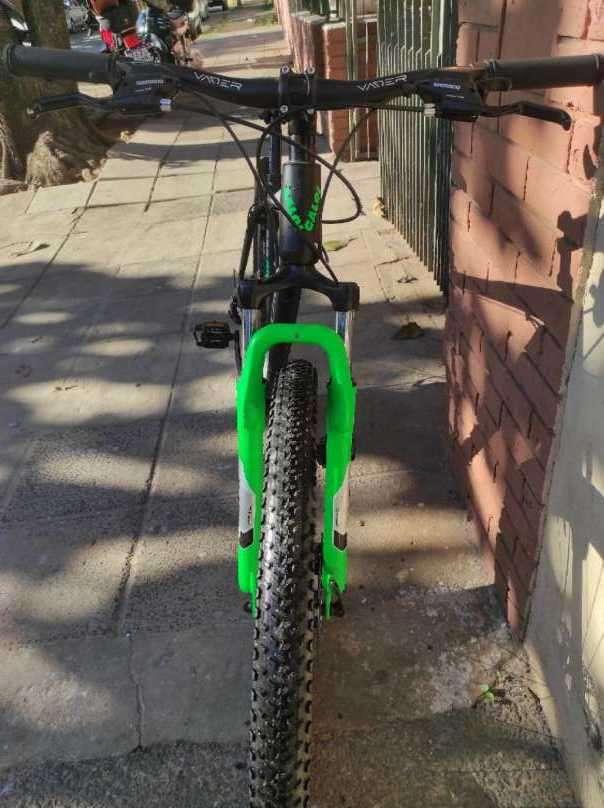 Bicicleta Caloi Pro 9900 - 1