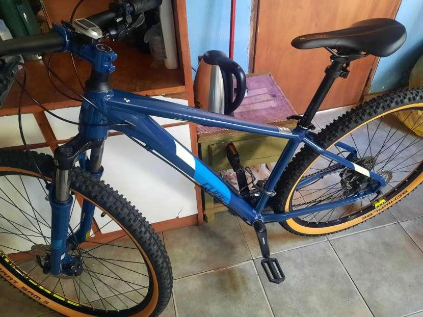 Bicicleta Cube procedencia Alemana - 0