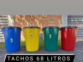 Tacho de 68 litros