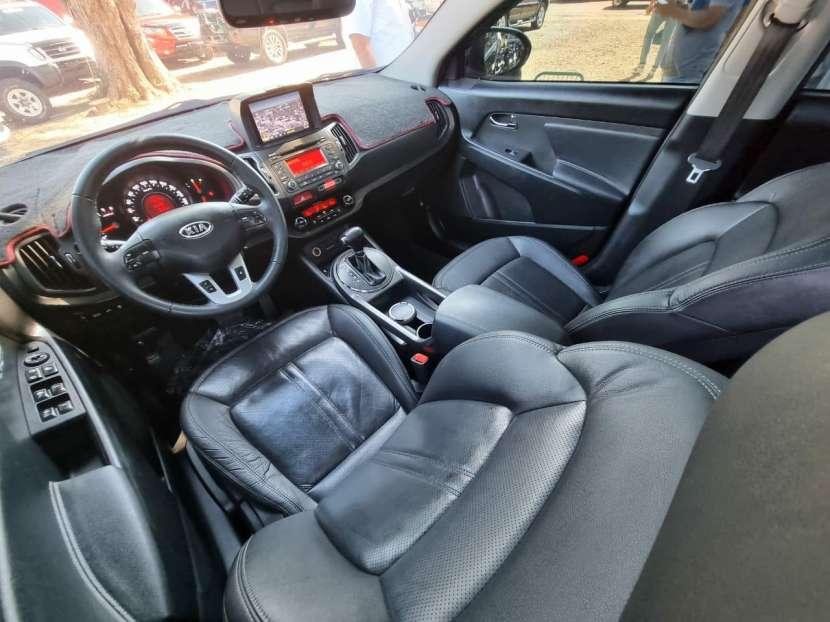 Kia Sportage 2011 motor 2.0 diésel automático secuencial 4x2 - 6
