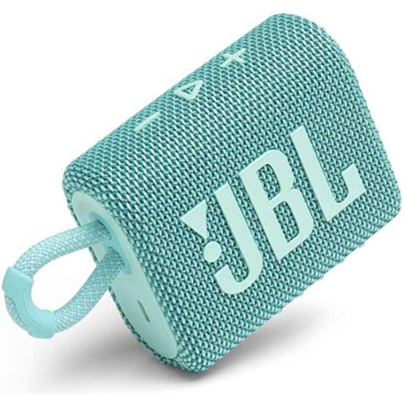 JBL - GO3 (Verde azulado) - 3