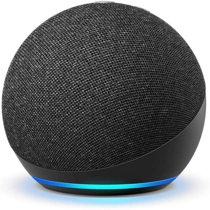 Echo Dot 4ta. Generación - Negro - 3