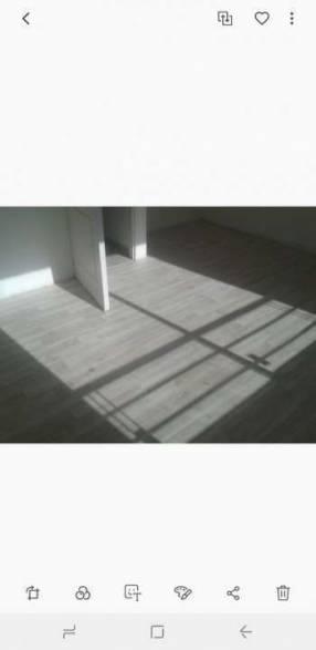 Colocación de piso