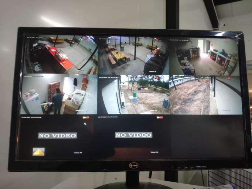 Kit de cámaras de seguridad - CCTV - 4