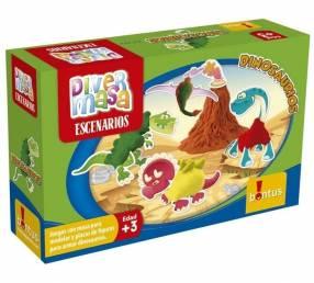 Divermasas de dinosaurios bontus