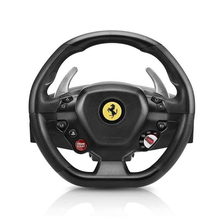 Volante + Pedal Thrustmaster T80 Ferrari 488 GTB Edition - 2
