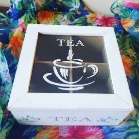 Cajitas de té