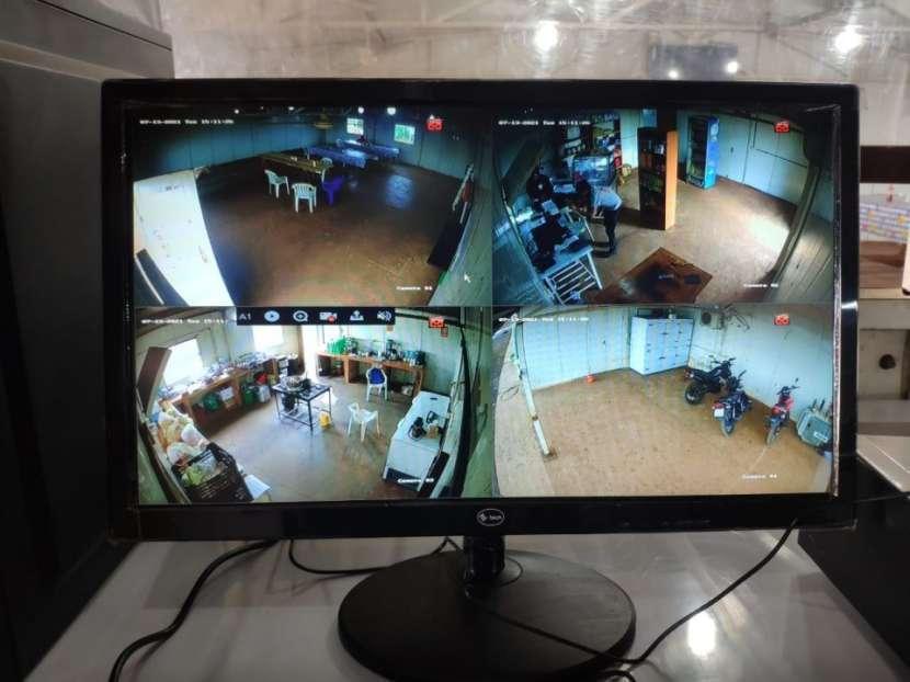 Kit de cámaras de seguridad - CCTV - 5