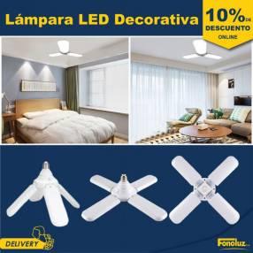 Lámpara LED decorativa 50W