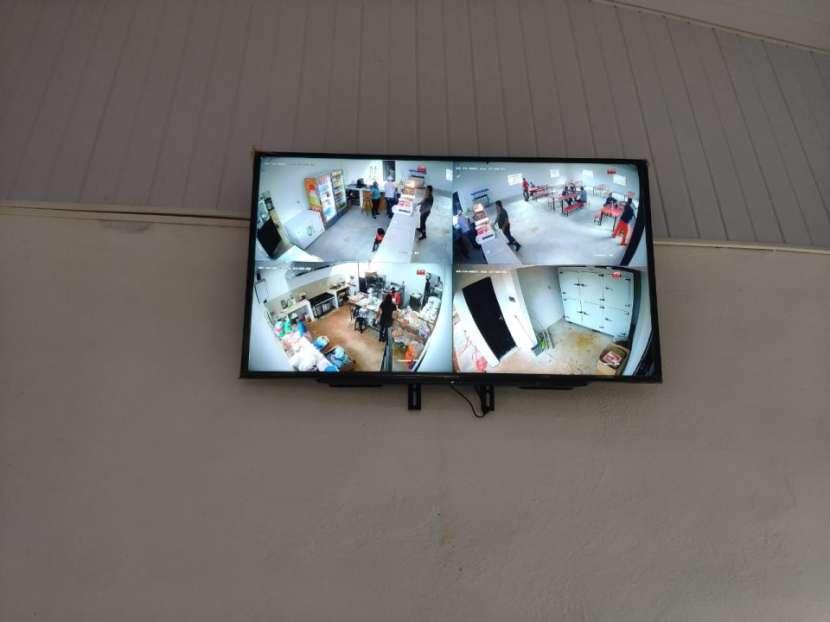 Kit de cámaras de seguridad - CCTV - 6