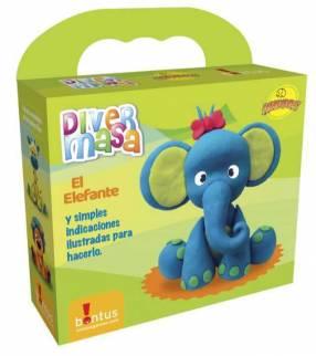 Divermasas de elefantes bontus