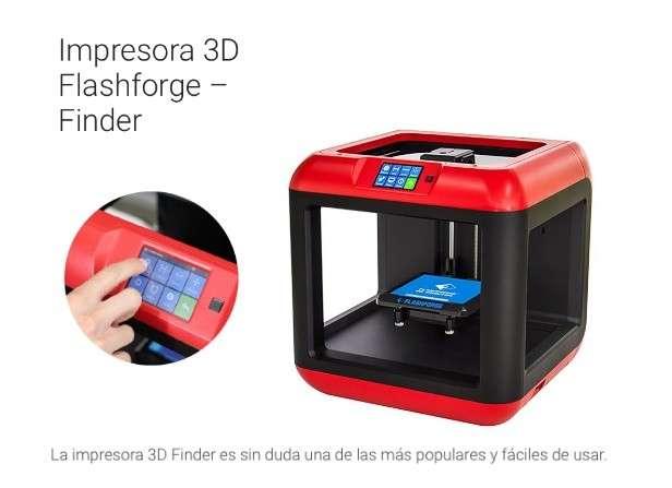 Impresora 3D Flashforge Finder - 0