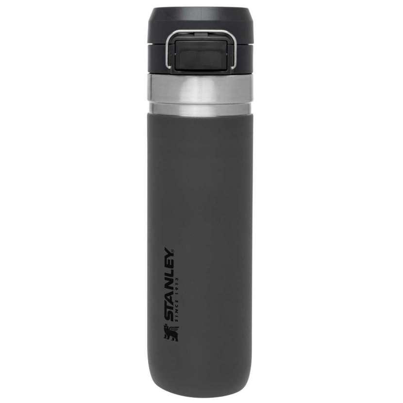 Botella Stanley Quick Flip Go 0.7L - Carbón - 4