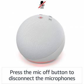 Echo Dot 4ta. Generación - Negro