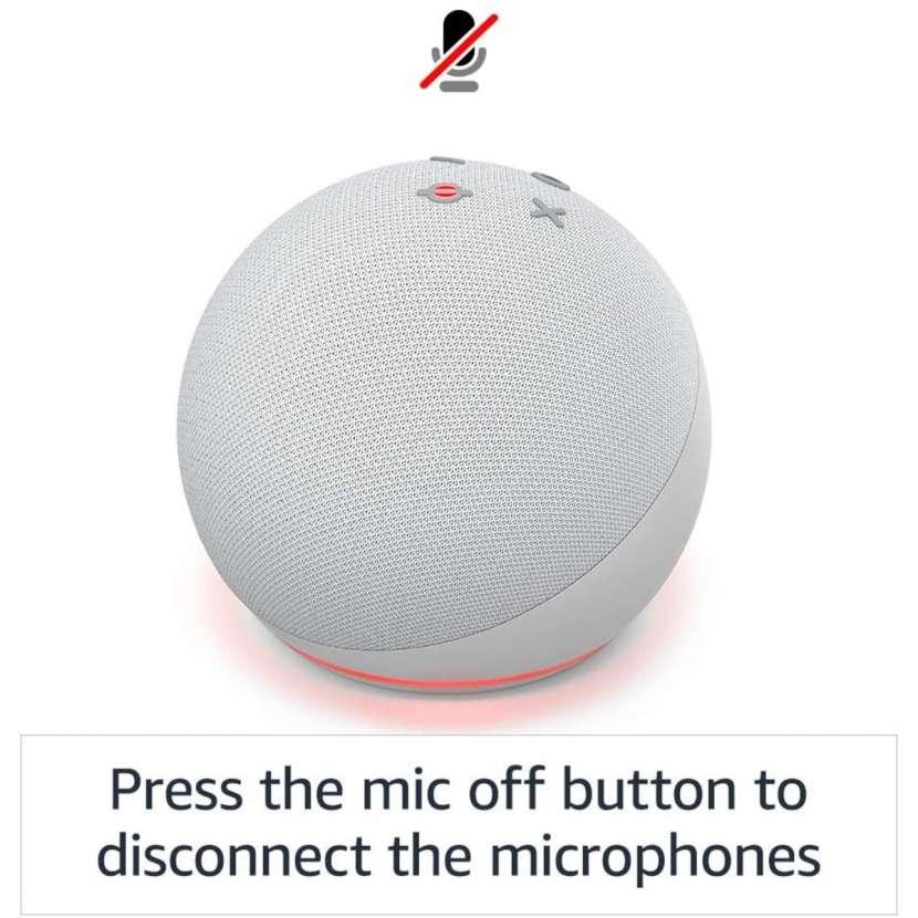 Echo Dot 4ta. Generación - Negro - 0