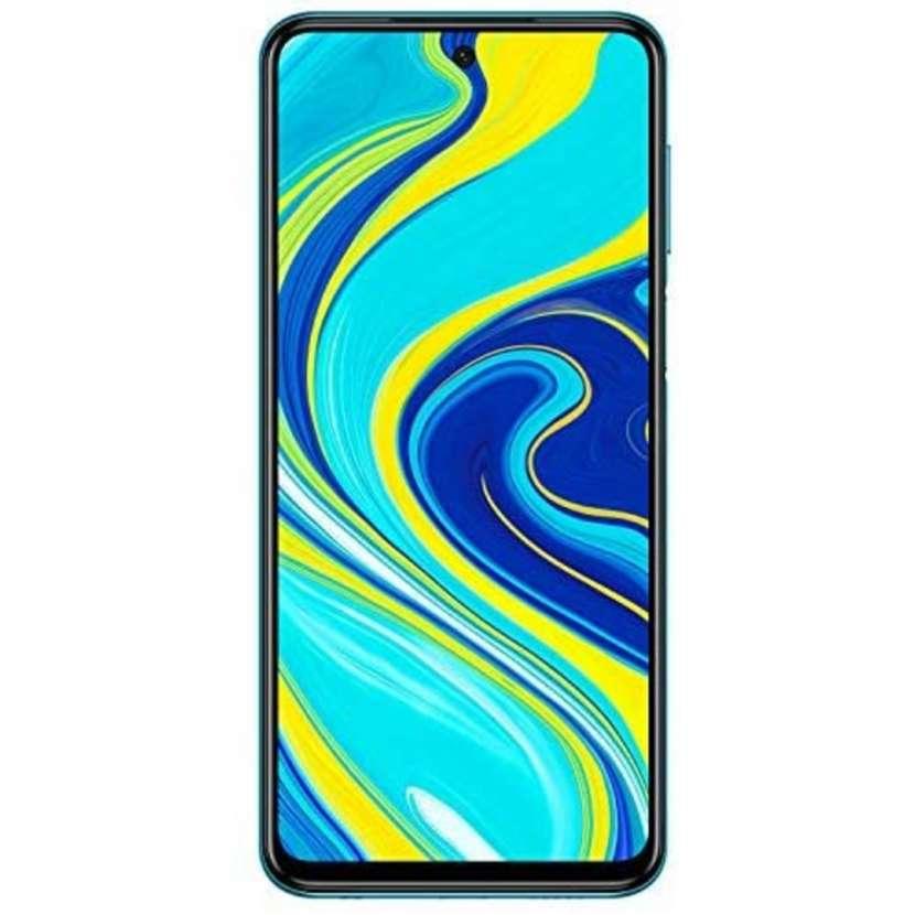 Xiaomi - Redmi Note 9S Aurora Blue 4GB RAM 128GB ROM - 4