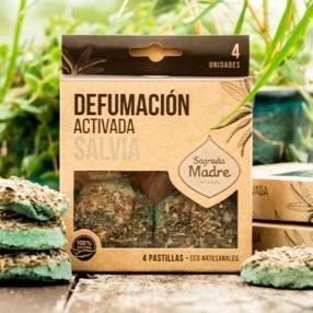 Pastillas de Defumación Activada - Salvia
