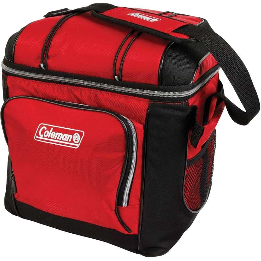 Coleman - Bolsa Refrigerante Rojo (30 Latas) - 2