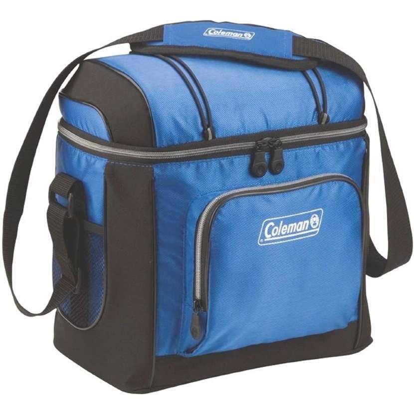 Coleman - Bolsa Refrigerante Azul (16 Latas) - 4
