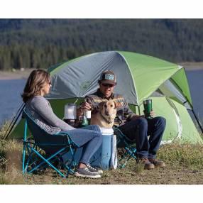 Coleman - Carpa para camping Sundome Verde (2 personas)