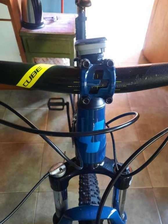Bicicleta Cube procedencia Alemana - 3