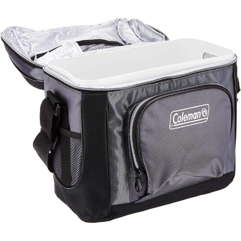 Coleman - Bolsa Refrigerante Gris (16 Latas) - 3