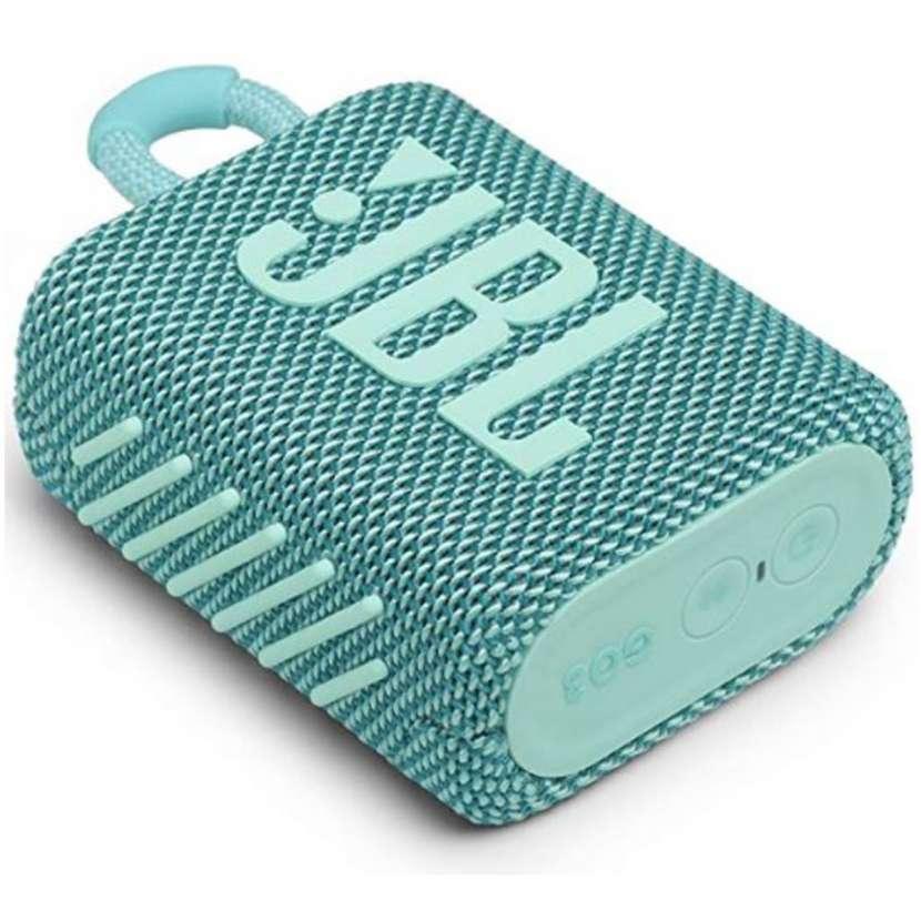 JBL - GO3 (Verde azulado) - 2