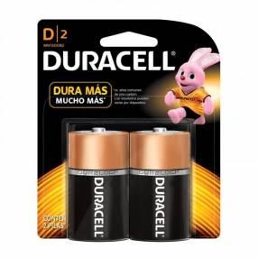 Pila Duracel D2