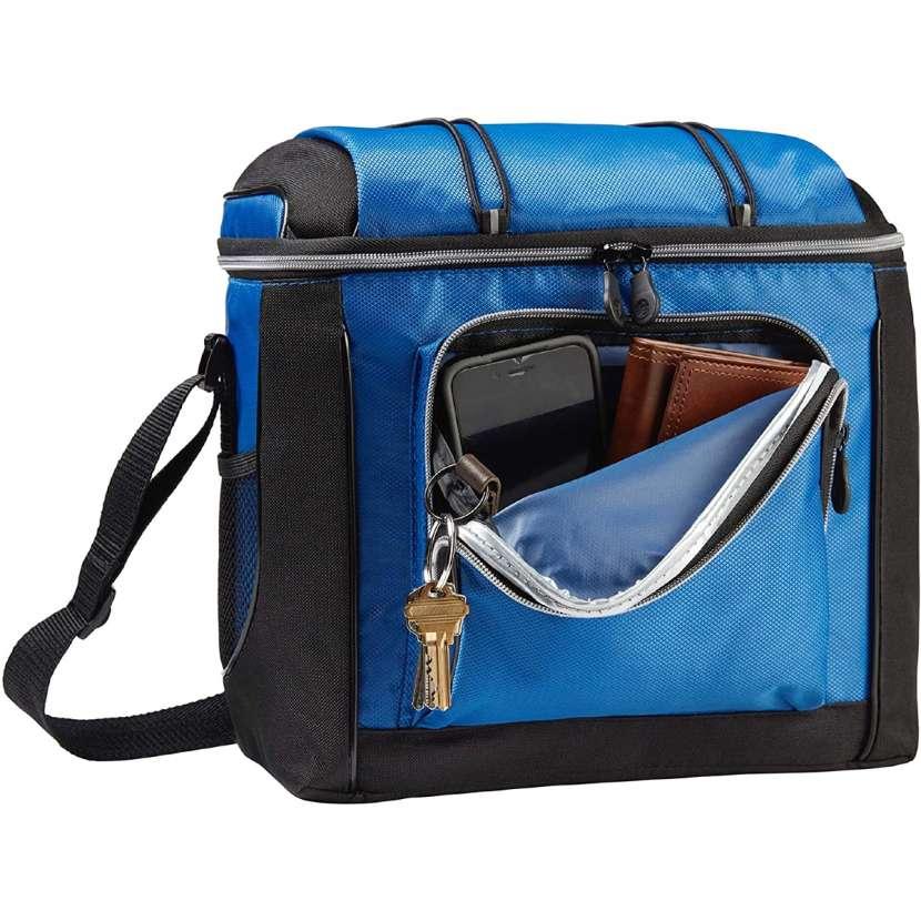 Coleman - Bolsa Refrigerante Azul (16 Latas) - 3