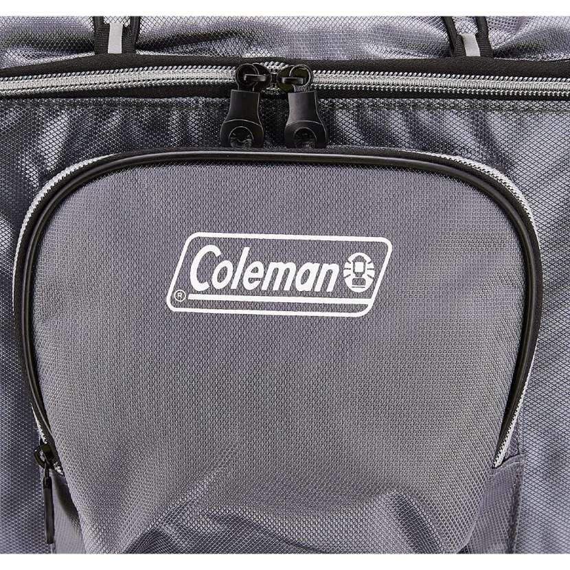 Coleman - Bolsa Refrigerante Gris (16 Latas) - 0