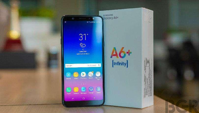 Samsung Galaxy A6 plus - 0