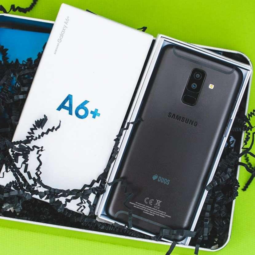 Samsung Galaxy A6 plus - 1
