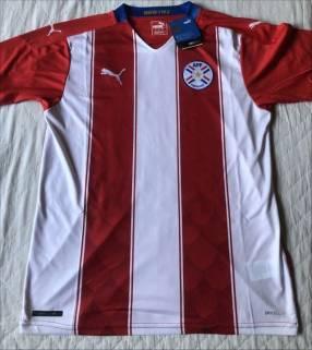 Camiseta Paraguay