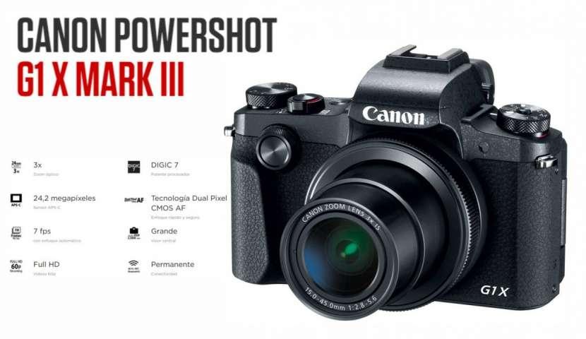 Cámara Canon PowerShot G1X Mark III - 0