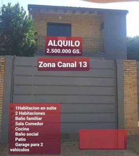Dúplex zona canal 13