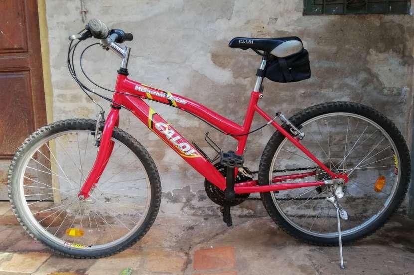 Bicicleta Caloi Mountain Sport - 2