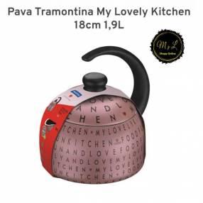 Pava My Love Tramontina 18 cm 1,9L