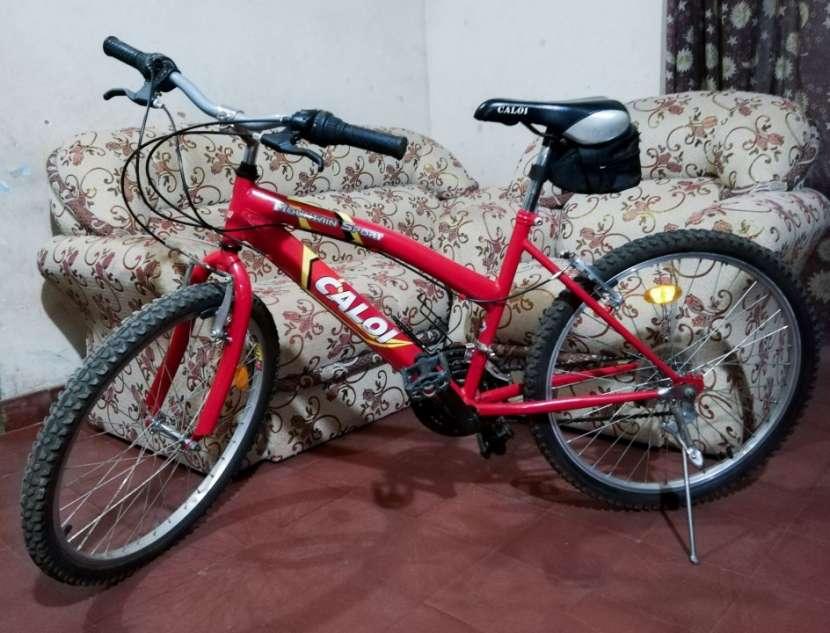 Bicicleta Caloi Mountain Sport - 0