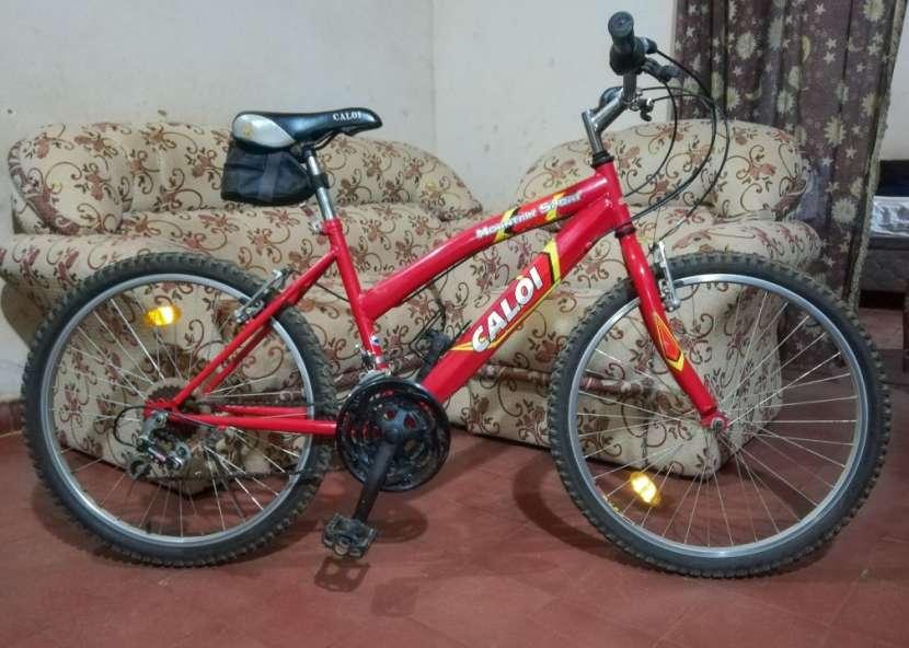 Bicicleta Caloi Mountain Sport - 1