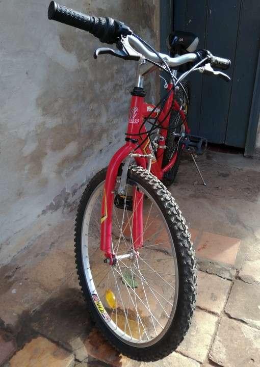 Bicicleta Caloi Mountain Sport - 3