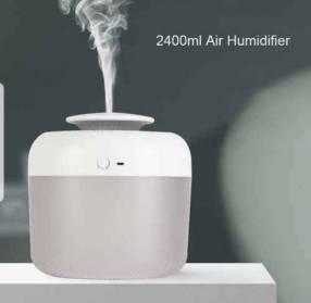 Humidificador 2.4 litros
