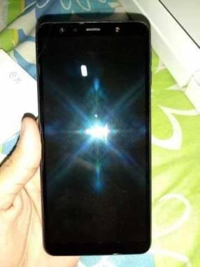 Samsung Galaxy A7 de 64 gb negro