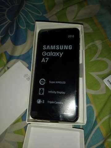 Samsung Galaxy A7 de 64 gb negro - 5