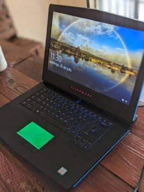 Notebook Alienware 15 R3