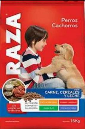 Purina para cachorros