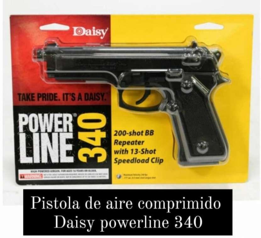 Pistola de aire comprimido - 0
