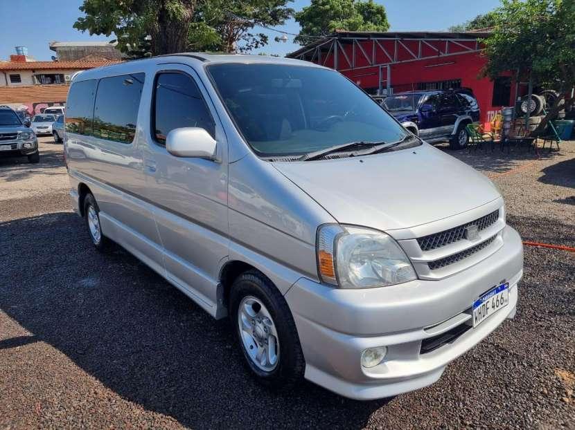 Toyota Hiace 1999 - 2