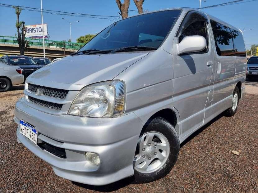 Toyota Hiace 1999 - 3